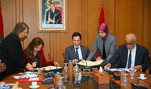 Maroc-BAD: accord de prêt de 96,6 millions de dollars pour l'amélioration de l'accès à l'emploi