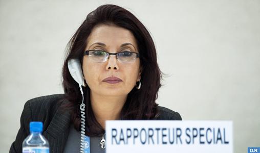 ONU: Najat Maalla M'jid nommée membre du Comité consultatif de la société civile sur la prévention de l'exploitation et des abus sexuels
