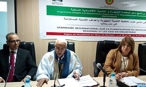 L'expérience marocaine en matière de régionalisation saluée lors d'une rencontre internationale à Nouakchott