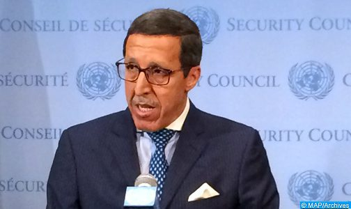 L'ambassadeur Hilale, président du segment humanitaire de l'ECOSOC, mène des consultations à Genève en prévision de la réunion du segment en juin