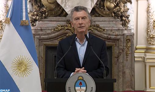 Le président argentin entame une tournée asiatique axée sur le renforcement des liens économiques