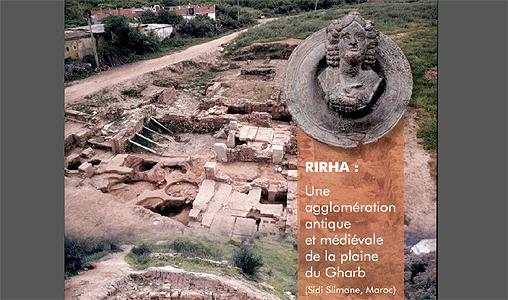 Publication d'un Guide de référence relatif au site archéologique Rirha (ministère de la Culture)