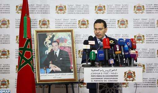 M. El Khalfi : Il n'y a pas d'accord entre Rabat et Madrid permettant aux bateaux espagnols de sauvetage de migrants d'accoster dans les ports du Royaume