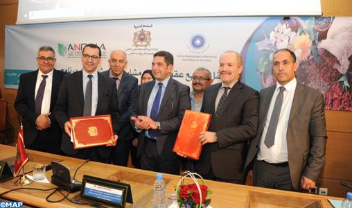 Valorisation des plantes médicinales: Signature à Rabat des contrats de financement de plusieurs projets de recherche