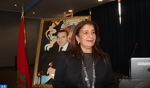 Election de Rkia Alaoui présidente du Conseil régional du tourisme de Tanger-Tétouan-Al Hoceima