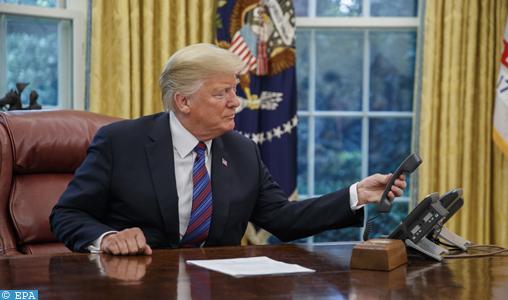 """Trump s'attend à de """"grands progrès"""" au 2e sommet avec Kim"""