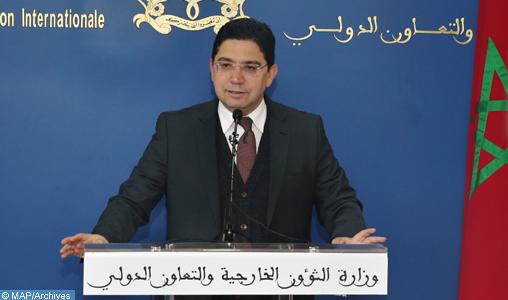 """Sahara marocain : les avancées réalisées par le dernier Sommet de l'UA, """"une évolution importante pour laquelle les choses sont aujourd'hui claires"""""""
