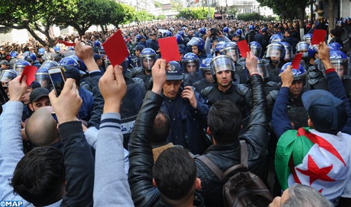Des partis politiques appellent à participer massivement aux manifestations contre le 5e mandat