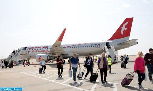Les arrivées de touristes britanniques au Maroc en hausse de 9% à fin août 2019 (ONMT)
