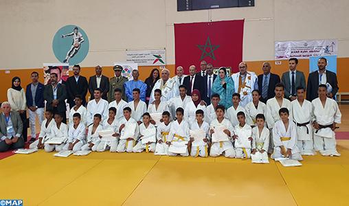 Assemblée générale constitutive de la Ligue régionale Dakhla-Oued Eddahab de Judo
