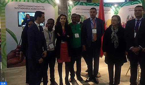"""Agriculture: l'OCP à l'""""HortiFlora Expo"""" d'Addis-Abeba, preuve de l'excellence de la coopération maroco-éthiopienne (Ambassadeur)"""