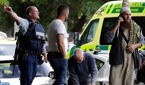 Attaques terroristes contre deux mosquées en Nouvelle-Zélande: Aucune victime marocaine n'est à déplorer