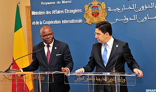 Sahara marocain: le Bénin soutien l'exclusivité de l'ONU comme cadre consensuel