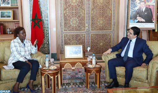 M. Bourita réaffirme le soutien du Maroc aux actions, à la vision et aux projets de l'OIF