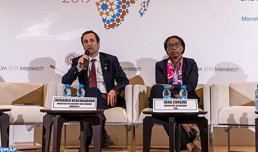 Le Maroc croit en le potentiel de l'augmentation des échanges en Afrique