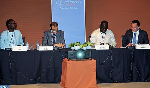 Dakhla : Coup d'envoi de la session annuelle du Forum Crans Montana