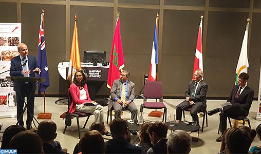 Une remarquable participation du Maroc à la semaine de la francophonie à Canberra