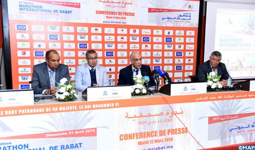 Le Marathon de Rabat s'est taillé une place de choix dans l'agenda internationale d'athlétisme