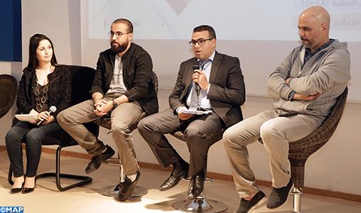 Conférence à Rabat sur les nouveaux métiers de la communication et de l'information