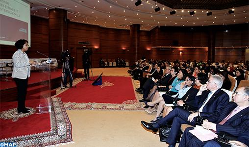 Promotion des droits de la femme: le Maroc engagé dans les efforts onusiens (Boucetta)