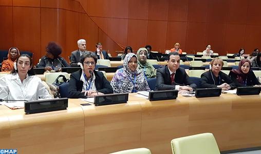 ONU: Une délégation de la Chambre des représentants prend part à la 63-ème session de la Commission de la condition de la femme