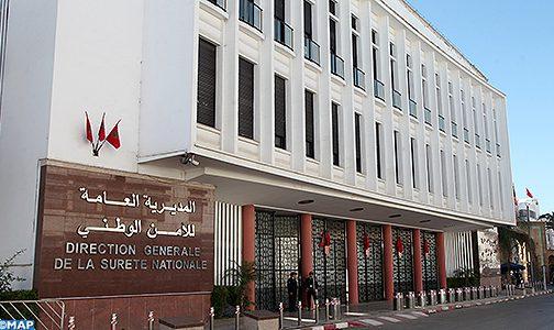 Arrestation de 5 étrangers portant des passeports israéliens pour leur implication dans l'obtention de pièces d'identité et de passeports marocains par falsification (DGSN)