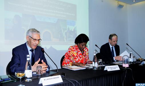 """Maroc-BM: M. Daoudi qualifie """"d'ambitieux"""" le nouveau cadre de partenariat 2019-2024"""