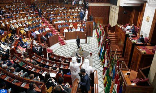 M. El Malki élu président de l'Union parlementaire des États membres de l'OCI