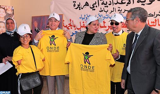 Ouverture à Rabat de la session régionale du parlement de l'enfant
