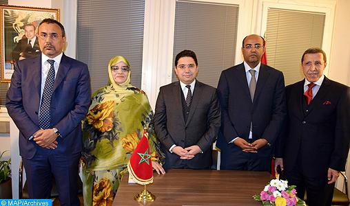 La 2ème table ronde de Genève consacre la place des élus des provinces du sud en tant que représentants légitimes de la population (membres sahraouis de la délégation marocaine)