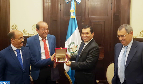 Entretiens maroco-guatémaltèques sur les moyens de renforcer la coopération parlementaire bilatérale