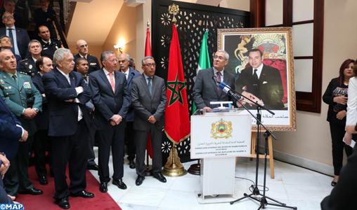Inauguration du nouveau siège du Consulat général du Maroc à Algésiras