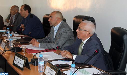 Khénifra : journée d'études sur l'aménagement et la gestion des parcours pastoraux
