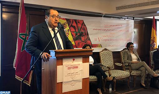 L'Europe doit prendre conscience de l'importance du rôle stratégique du Maroc dans la rive sud de la Méditerranée