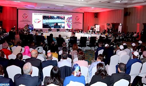 Ouverture à Marrakech des travaux de la 37ème session de la Conférence des ministres de la Jeunesse et des Sports de la Francophonie