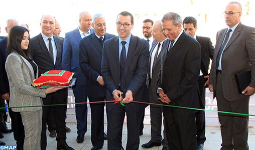 Meknès : Coup d'envoi du 19-è forum Arts et Métiers Entreprises