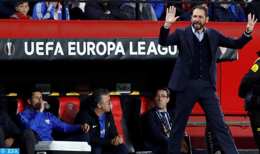 L'entraîneur du FC Séville limogé après l'élimination de la Ligue Europa