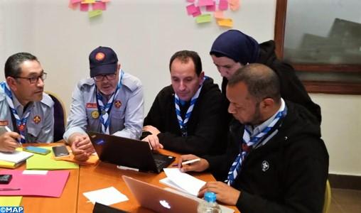 L'état des lieux du mouvement scout arabe au centre d'un forum régional au Caire avec la participation du Maroc