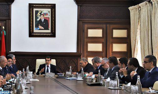 Adoption en Conseil de gouvernement d'un projet de décret relatif à l'application de la loi portant Code des assurances