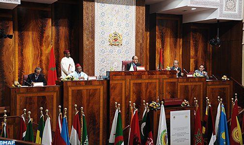 M. Benchamach souligne la nécessité d'améliorer les mécanismes de l'action diplomatique pour former un groupement islamique intégré