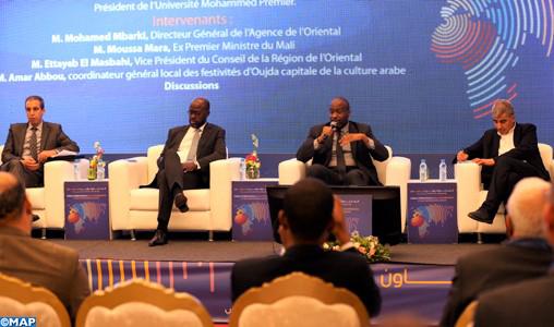 Saïdia: l'industrie culturelle, outil de développement et de rapprochement des territoires