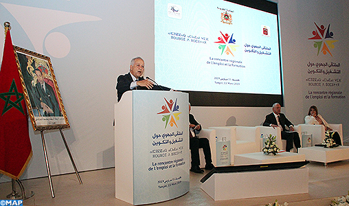 Le nouveau modèle de développement doit relever le défi de l'emploi et de la réduction du taux de chômage