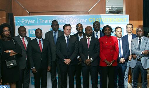 Wizall, filiale du Groupe BCP, lance ses activités en Côte d'Ivoire