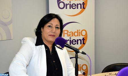 Zhor Zaazaa Kannada, la voix marocaine de Radio-Orient