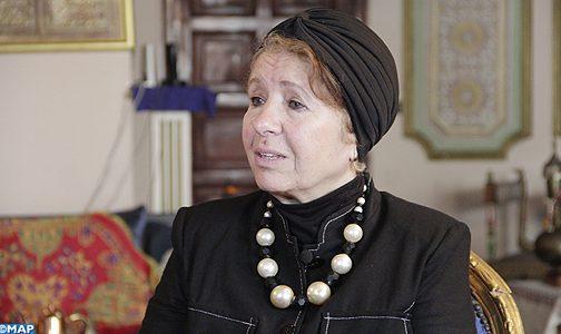 Zhour Laghzaoui, la voix envoûtante qui a bercé les auditeurs marocains durant des décennies