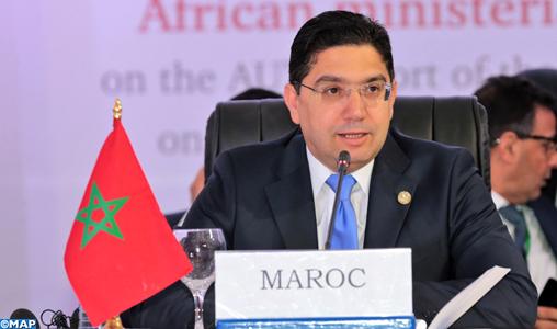 Sahara marocain: La Conférence ministérielle africaine de Marrakech a connu une participation importante sur les plans quantitatif, qualitatif et représentatif