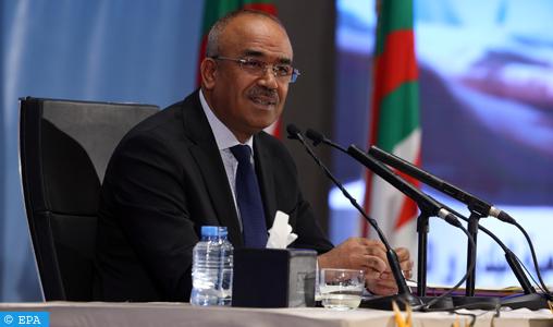 Nomination de Noureddine Bedoui, Premier ministre en remplacement de Ouyahia