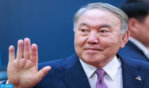Le président du Kazakhstan annonce sa démission