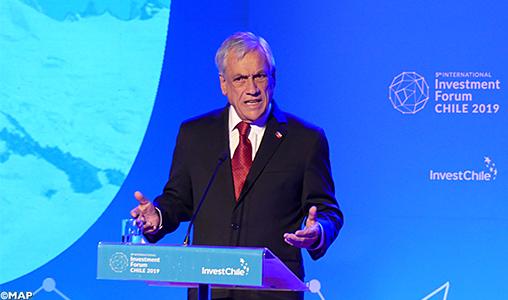 Une année après son arrivée au pouvoir, le président chilien Sebastián Piñera compte plusieurs réformes engagées et une reprise économique en vue