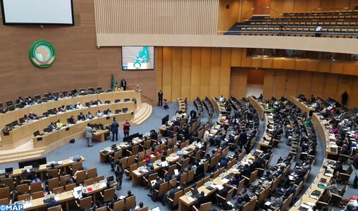 """Le Conseil de Paix et de Sécurité de l""""UA annonce la suspension immédiate du Soudan à toutes les activités de l'Union"""